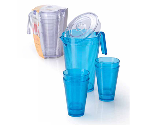 Jug Samba 2,1 lt with lid