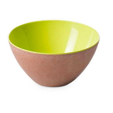 Bowl Ecoliving 3,5 litres, diameter 24,5 cm, ecosustainable