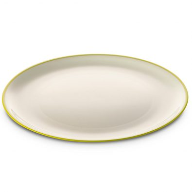 Dinner plate antibacterial 23 cm Sanaliving in Microban®